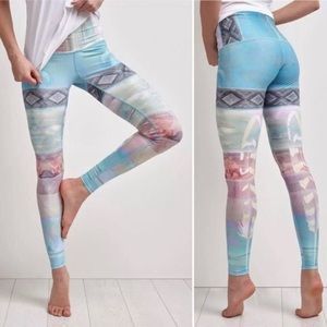 Teeki | Tarot Magick Hot Pant Leggings